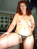 Granny abuela thong collection