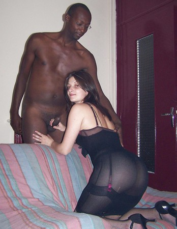 Cheating wife loves black cock