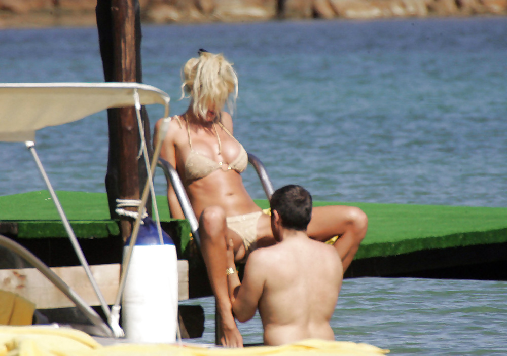 Victoria silvstedt nude sex