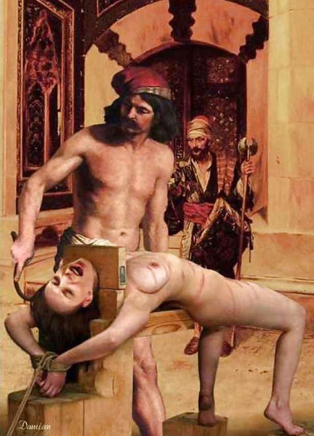 рабыня или прислужница в гареме порно видео смотреть