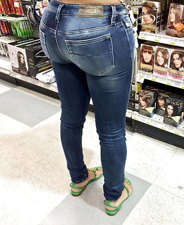 candid booty teens leggings big ass voyeur