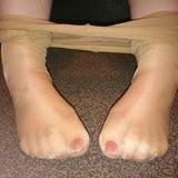 vixennylon666 Foot Fetish