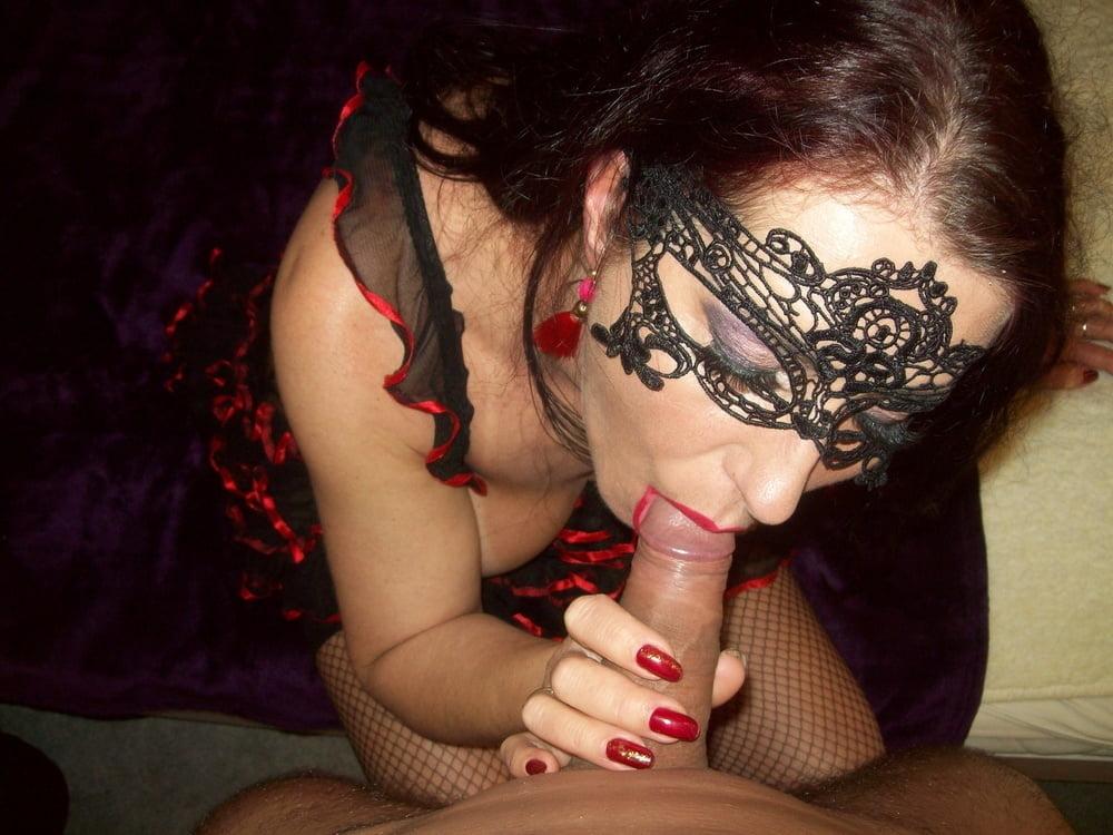 Hot Wife and big dildo - 22 Pics