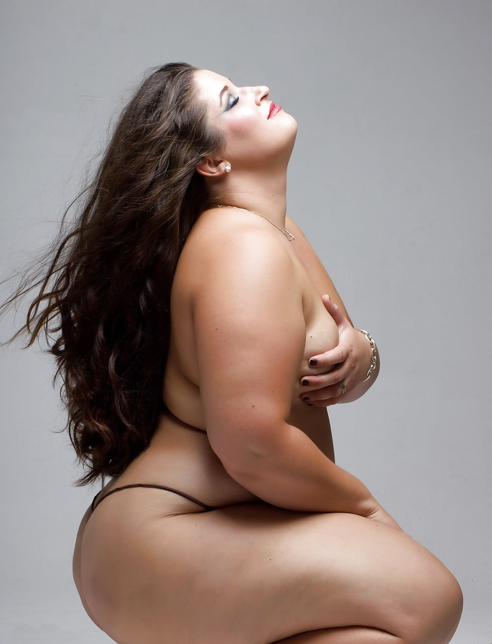 Naked plus size models pictures gallery — 15