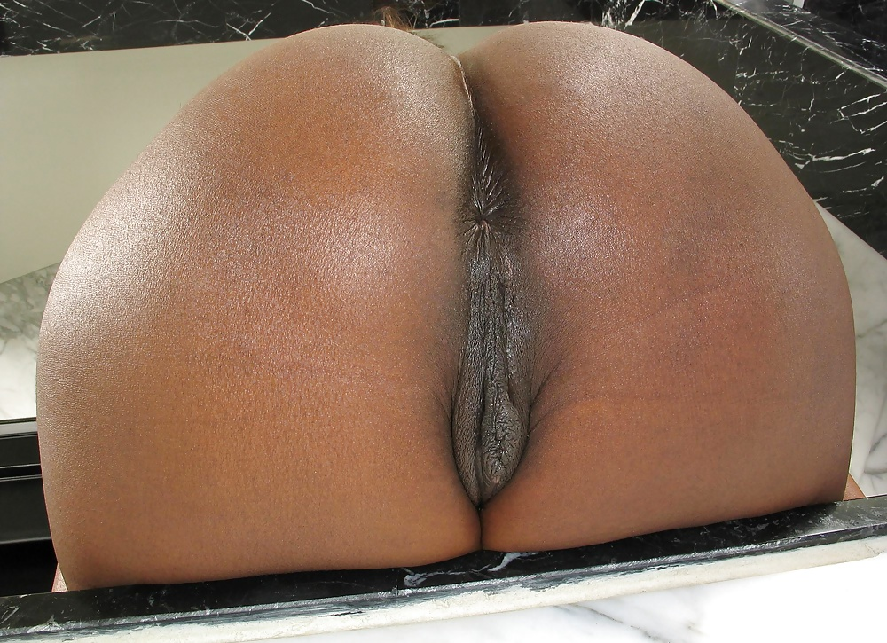 Beautiful big black ass
