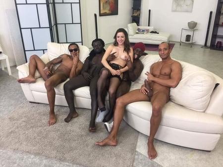 Huge tits black bbw