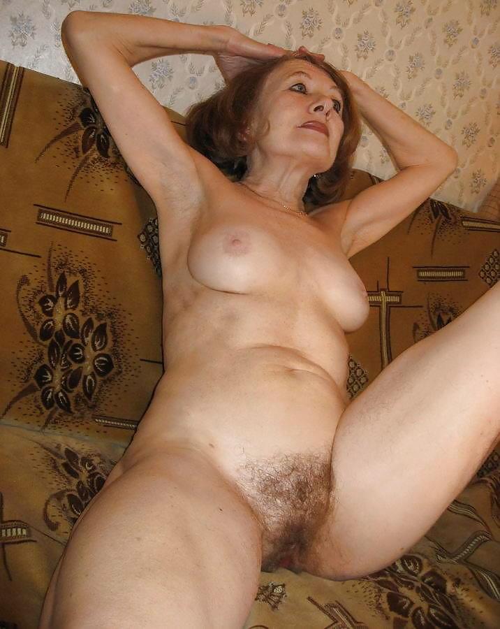 приватное фото зрелых женщин волосатых - 7