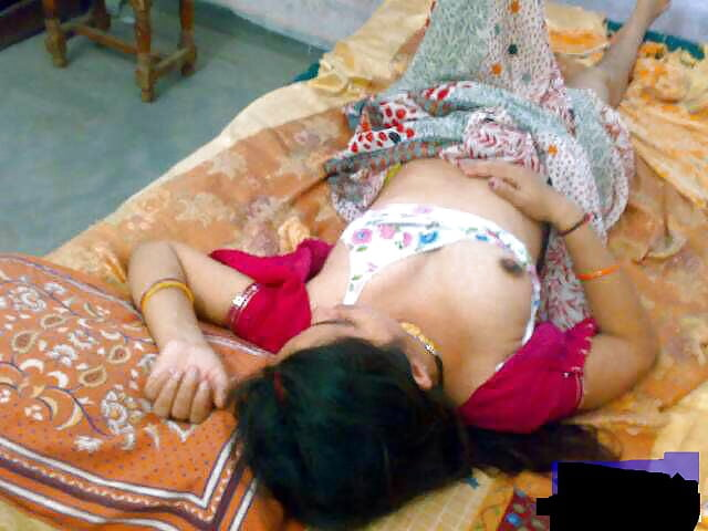 Indian horny housewife