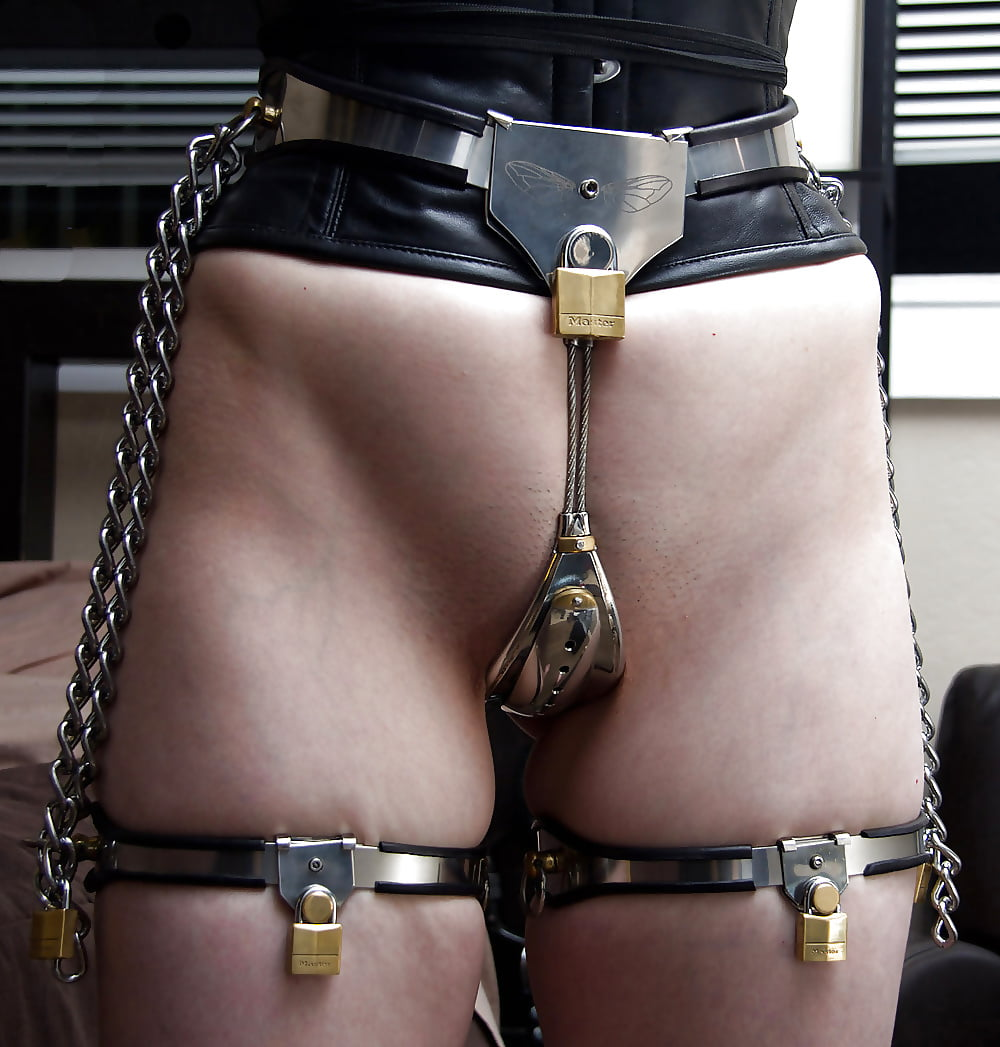 Chastity belt bdsm, video clip best oral sex