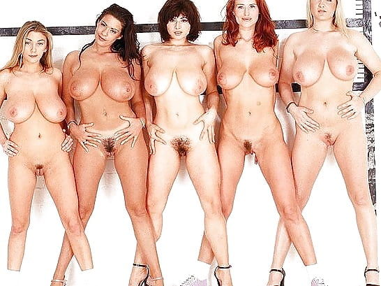 line up Boob