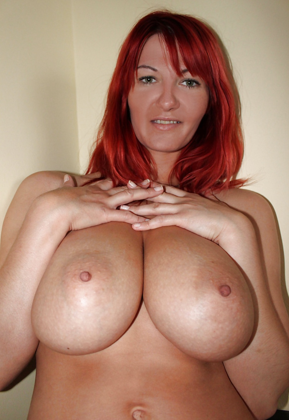 Sexy busty redhead mature — 7