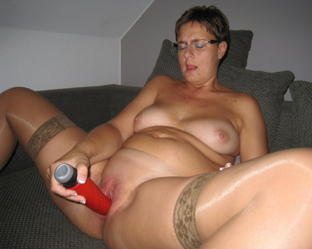 Horny Milfs Fuck Each Other With Strap