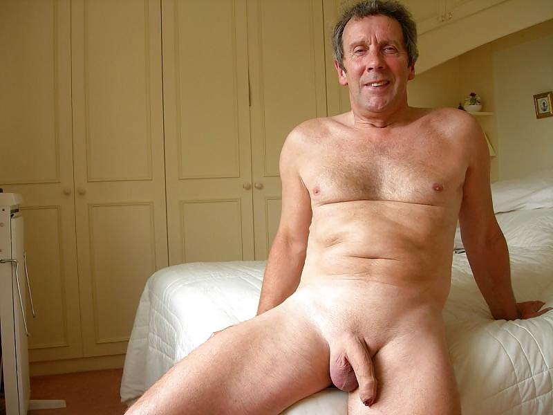 Mature Guys Nude