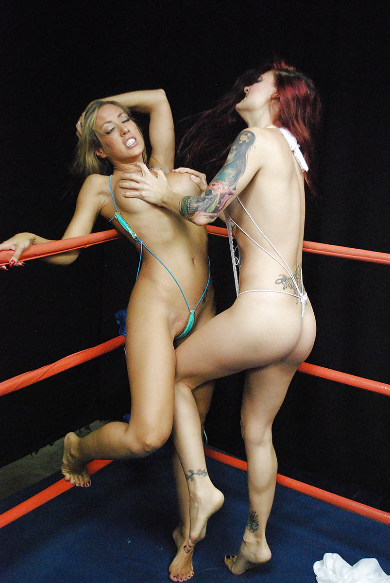 Catfight slut