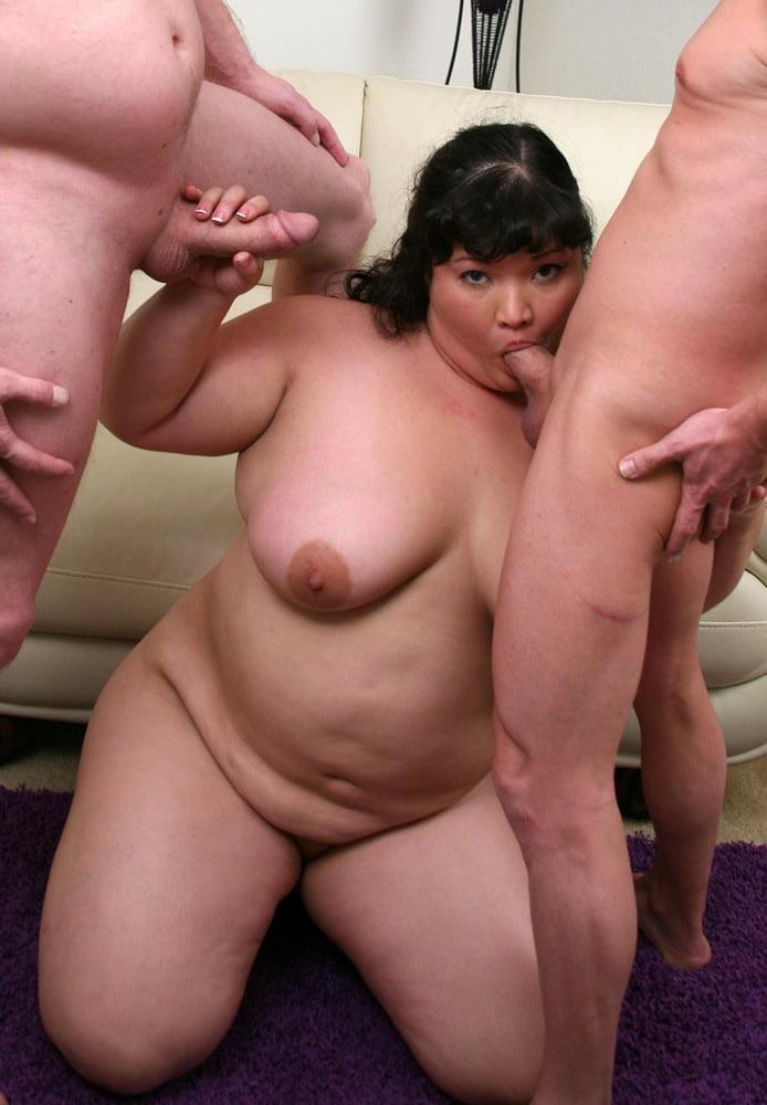 Порно фото старых толстых китаянок, секс женщина с прессом