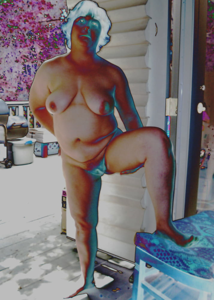 Naked fat white ladies-8893