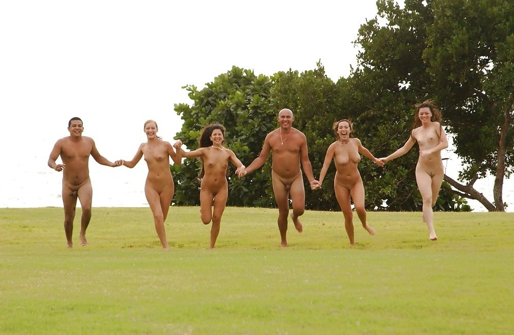 The health benefits of being naked