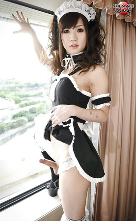 hot shemale maids