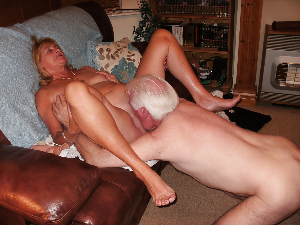 Sexy Old Couple Fucking
