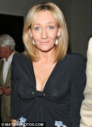 Nackt Joanne  K Rowling Bildergalerie: Jessica