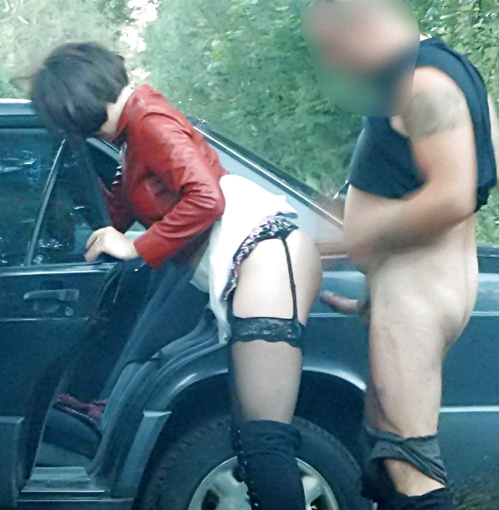 все эти порно фото дорожных проституток плечевых общем