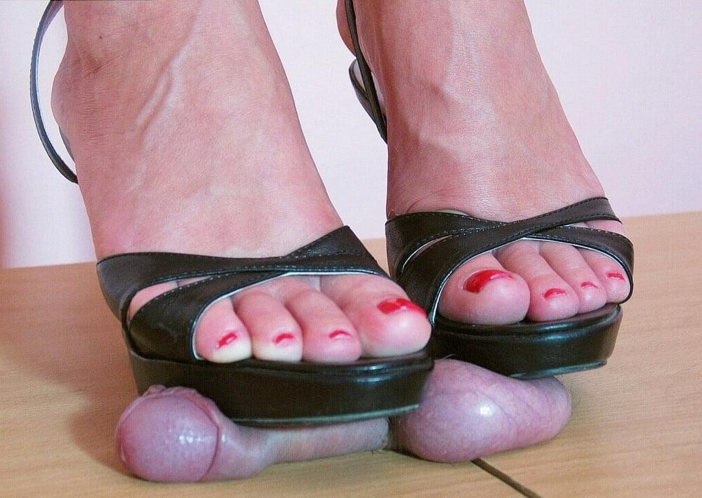 Foot Fetish Trample Tyflas Foot Job