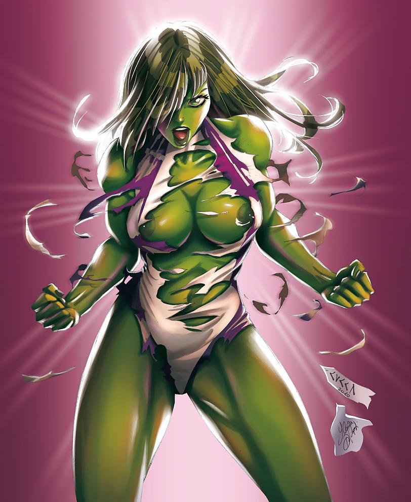 Marvel comics babes