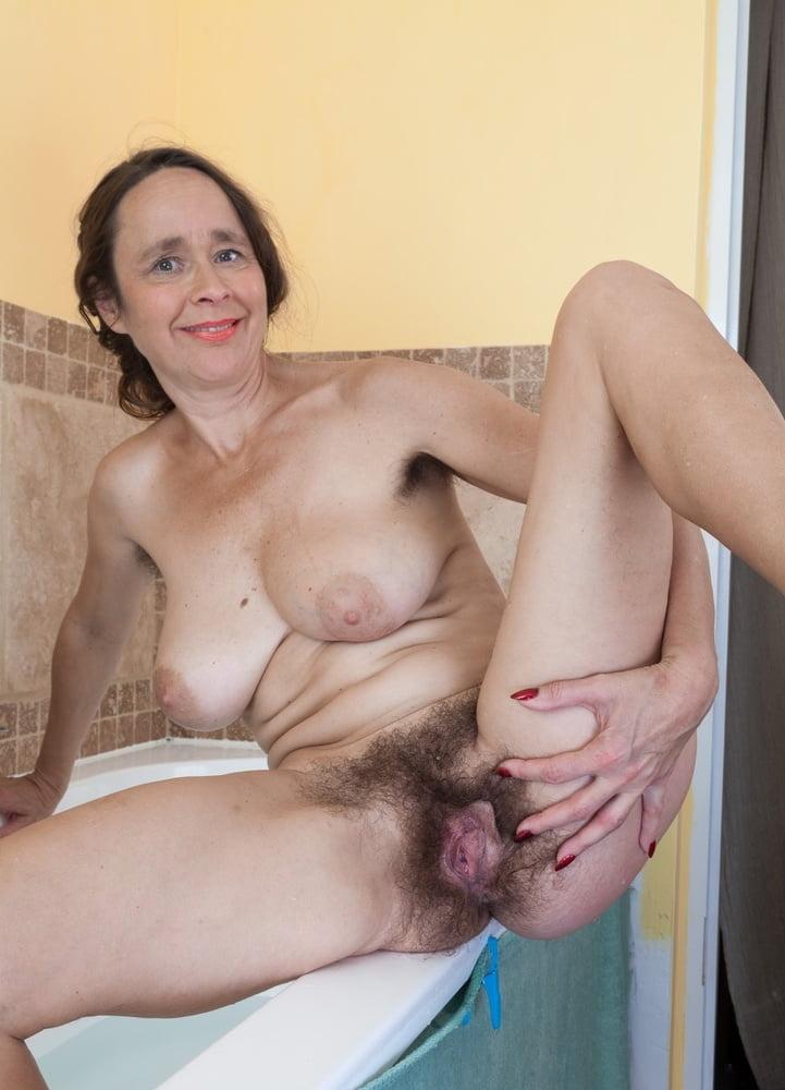 Hairy Mature Pic