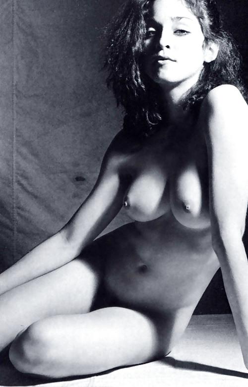 Young Madonna Rare Nude And Sexy Photos