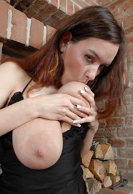 Boy sucking big boobs-2382