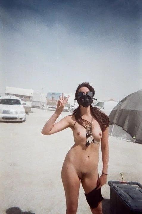Hot Naked Burning Man Pics Png