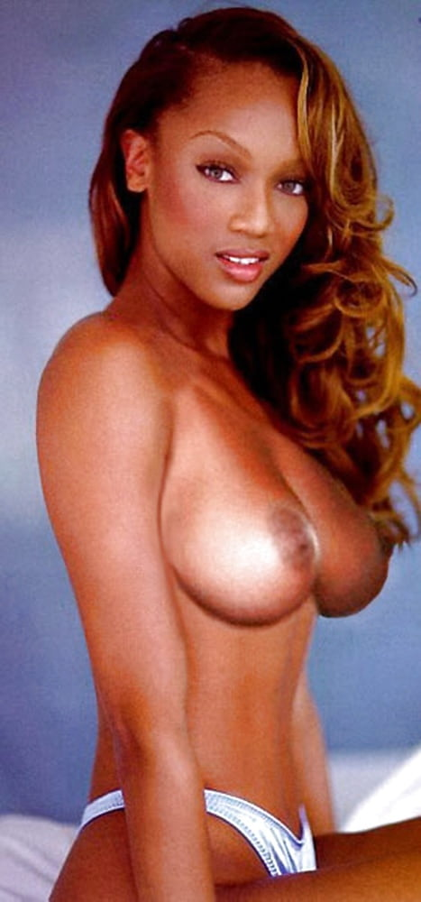 Oral tyra banks nude galleries butt
