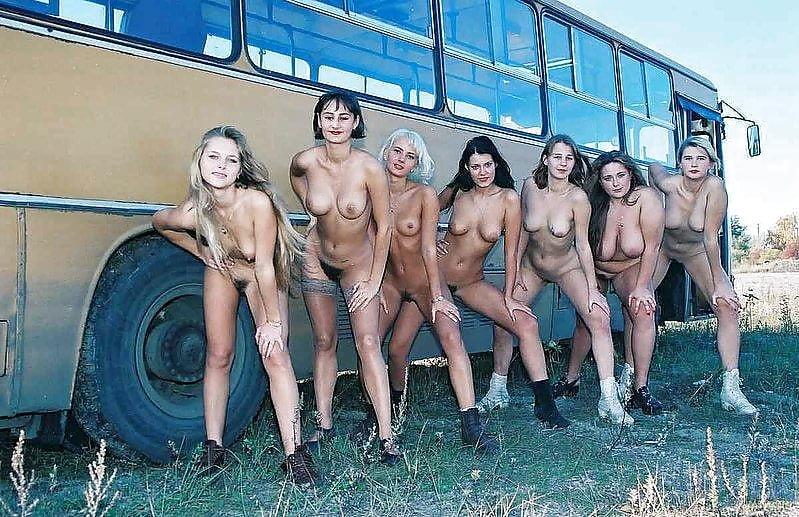 секса откроет фото голой девушки на фоне толпы мужиков может быть, все