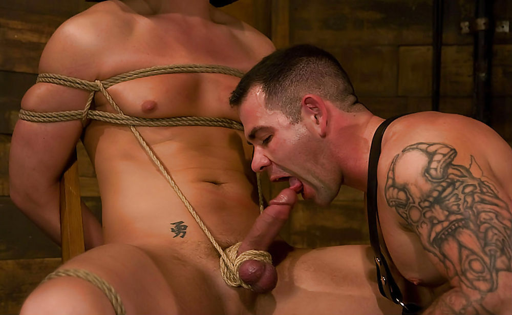 Gay Bdsm Rope Bondage
