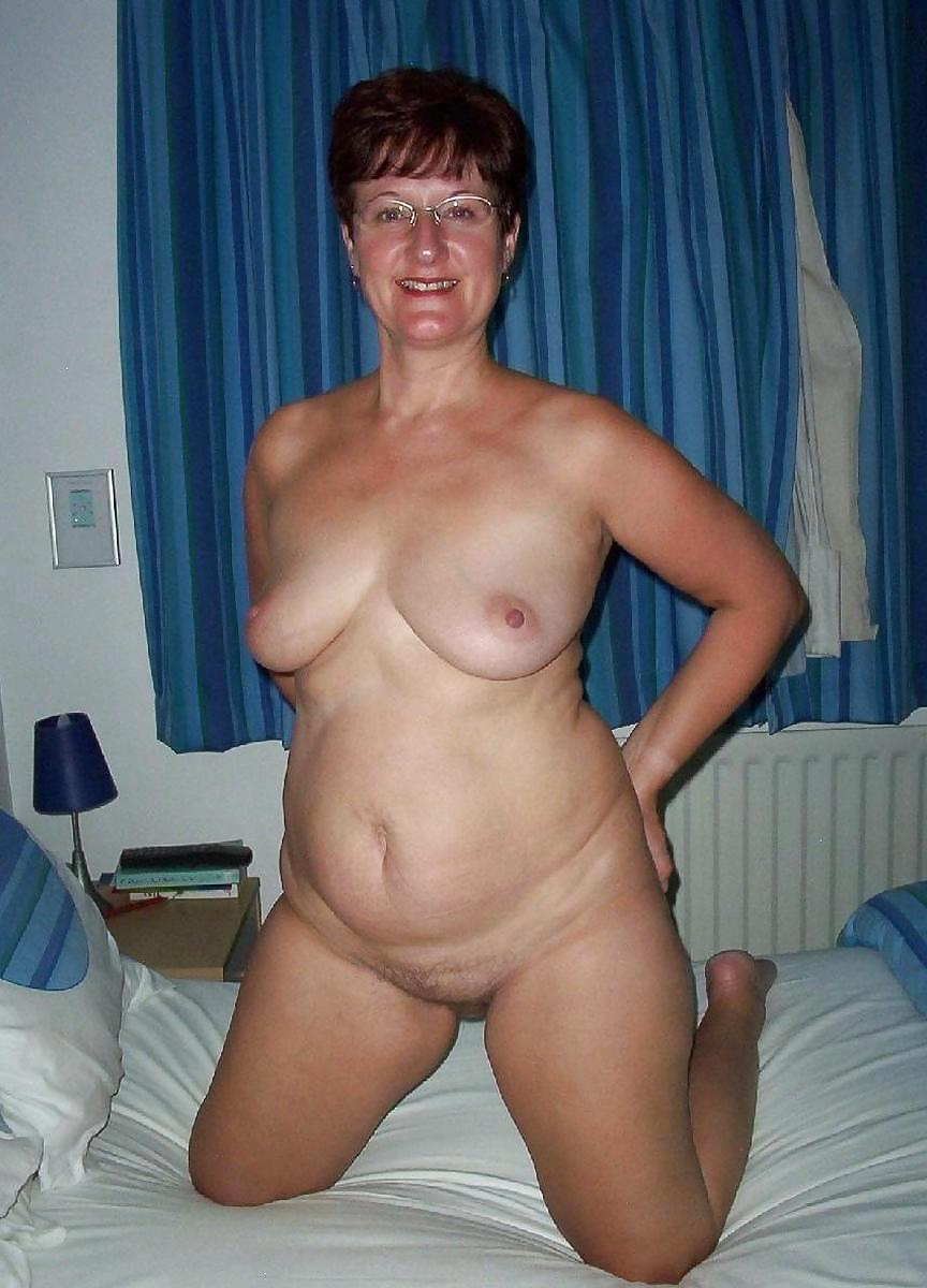 Old ugly women naked pics-5432