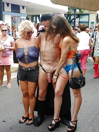 Nude Festival Naked Pic