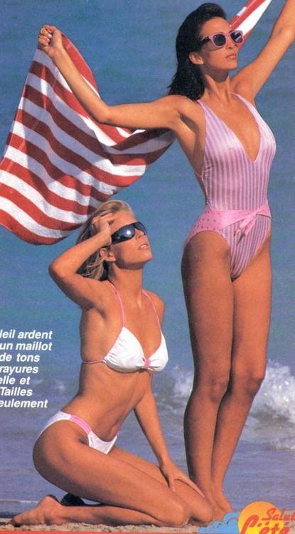Retro Swimsuit hotties vol 2 - 75 Pics