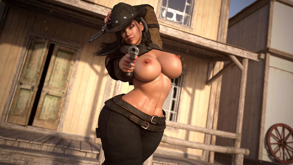 Sexy 3D Girls
