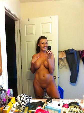 Hot milf selfie