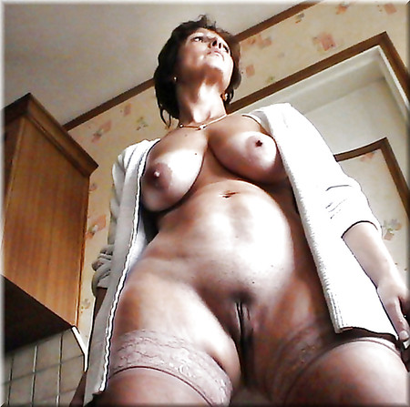 mature tits