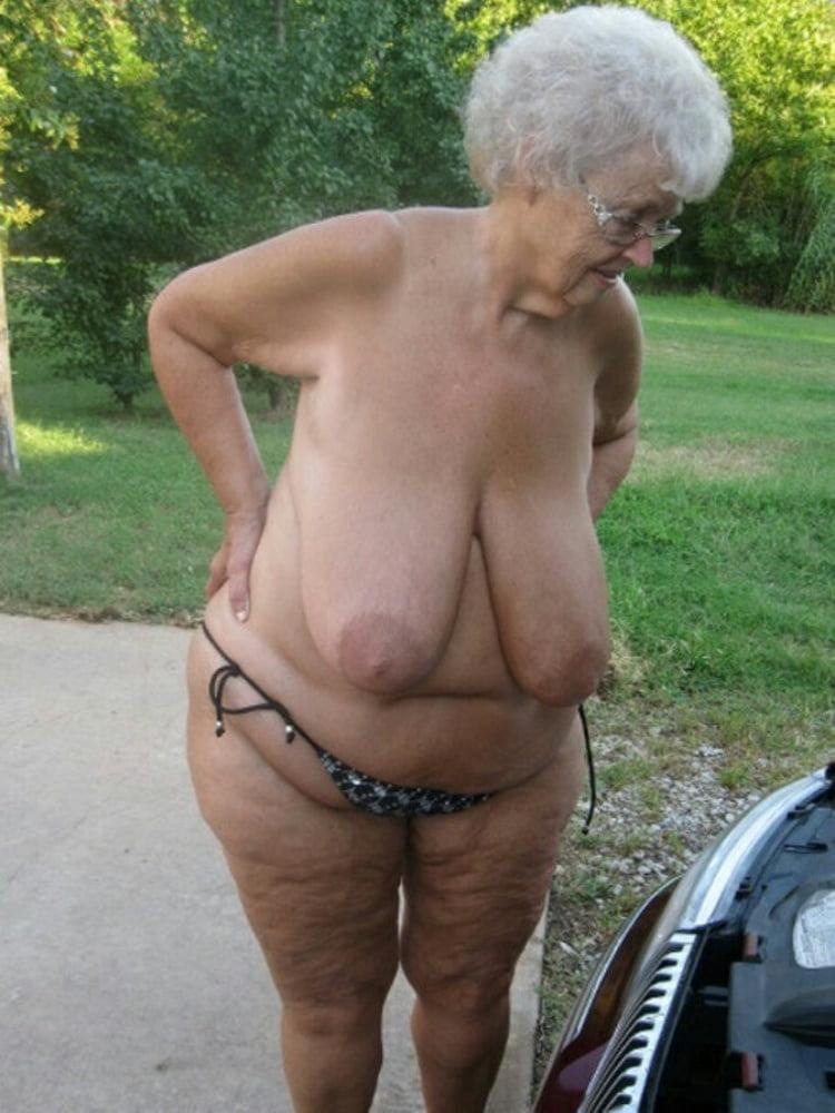 Old Hanging Tits Granny Free Pics