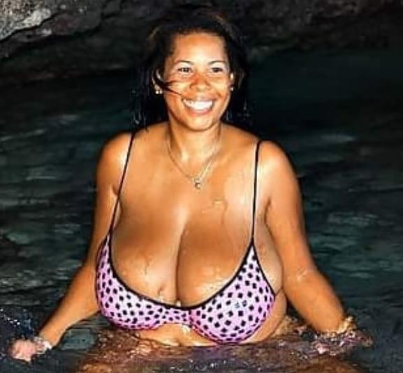 Monster boobs in bikinis new porn
