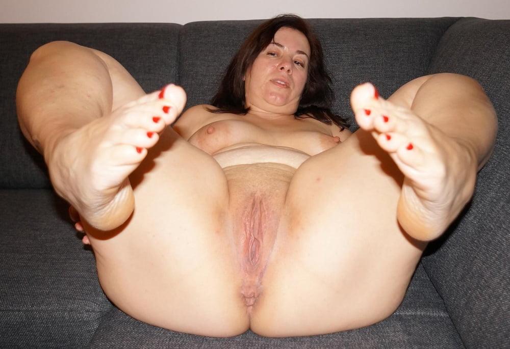 Bbw Thighs Spread