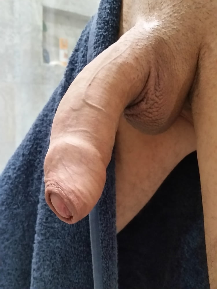 Free creamy uncut cock #14