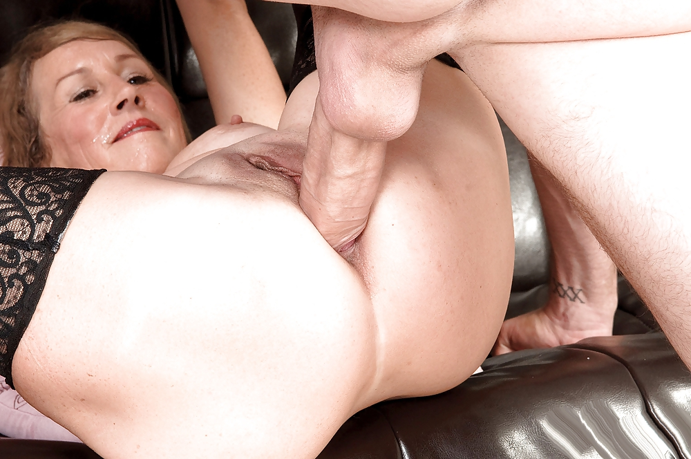 Granny love galery anal podcast