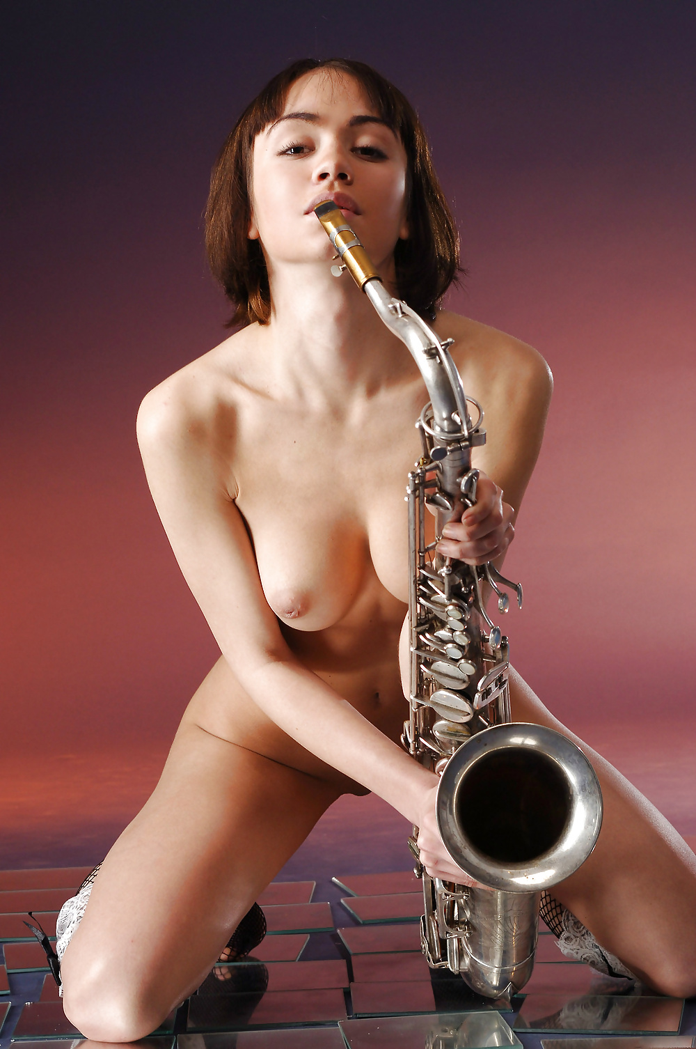Daddy the saxy garll nude sax imags