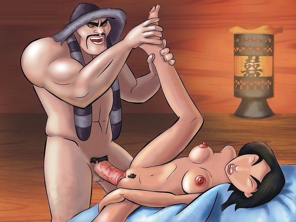 Mulan porn cartoon-2050