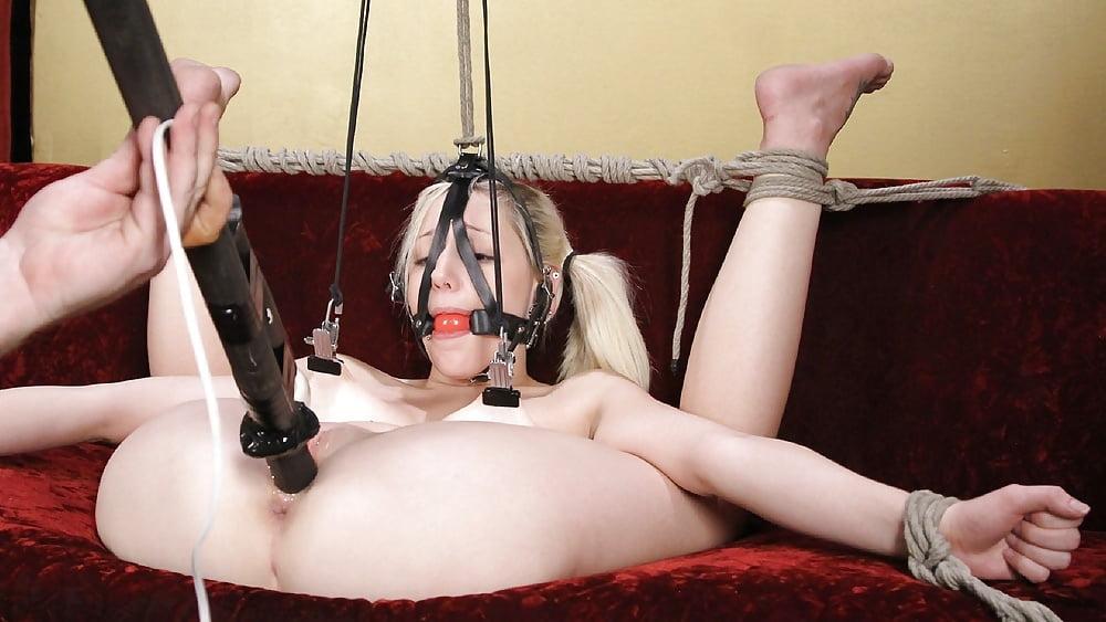 Bondage girl forced to orgasm, asin nake nude