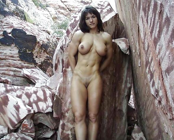 Beautiful nude nipples