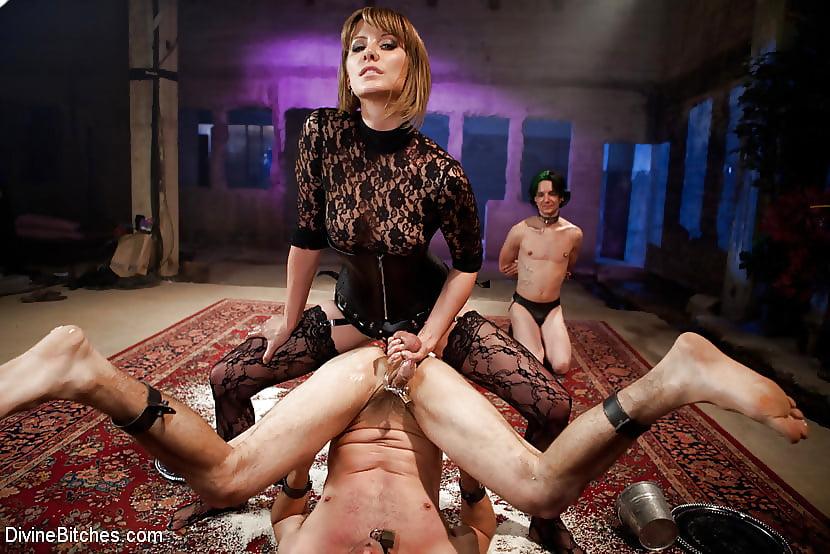 Sex perversion of women